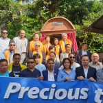 GCS World Peace Statue Unveiled at Swoyambhu in Kathmandu, Nepal