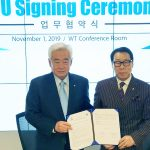 GCS International Signs MOU with Gyeonggi-do Taekwondo Association on Promotion of World Peace