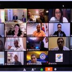 GCS International held for first time ever a virtual meeting, and it was with Pan Am Region
