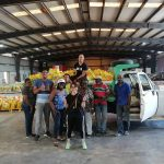 letter from curacao ; charity Efforts