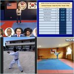Competion Results of Day 1 of the 1st COVID-19 GCS Virtual International Taekwondo Championships