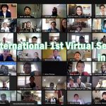 GCS International Holds 1st Virtual Seminar in 2021 on Community Service