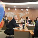 Dr. Chungwon Choue re-elected World Taekwondo President